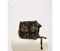 Mini Tiger Shoulder Bag Multi