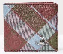 Derby Billfold With Coin Pocket Vivienne's Tartan