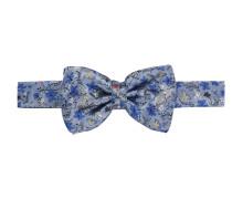 Floral Jacquard Bow Tie Light Blue