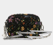 Velvet Coventry Camera Bag Flower