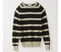 Roundneck Knit Natural/Black