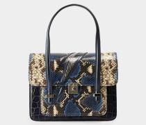 Elizabeth Small Handbag Blue