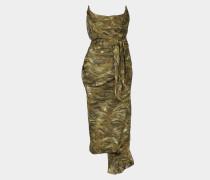Nelke Dress Hair Print