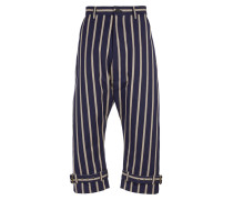 Samurai Trousers Blue/Khaki