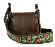Heidi Small Crossbody Bag 43030019 Brown