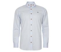 Firm Two Button Krall Shirt Light Blue