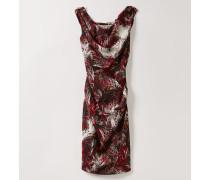 Ginnie Pencil Dress Orgy Print