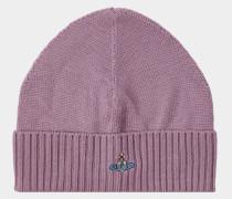 Beanie Hat Dusty Pink