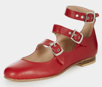 Roman Three Straps Red