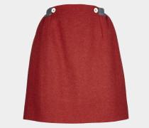 Eiir Skirt Red