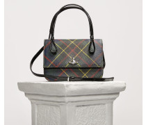 Edinburgh Small Handbag Hunting Tartan