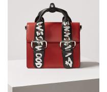 Alex Medium Bag Red