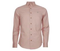 Stretch Krall Shirt Antique Pink
