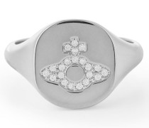 Sterling Silver Milano Ring Silver