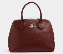 Balmoral Handbag Burgundy