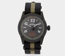Dalston Watch Black