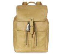 Heath Man Backpack 43010015 Tan