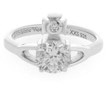 Sterling Silver Reina Petite Ring