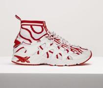 Gel-Mai Knit MT White/Fiery Red