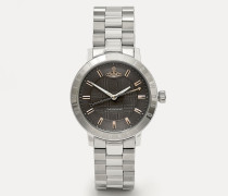 Bloomsbury II Watch Chrome/Silver