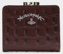 Anglomania Wallet With Coin Pocket Red