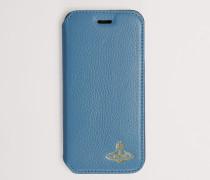 Iphone 8/7 Wallet Case Light Blue