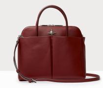 Florence Medium Handbag Red