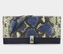 Elizabeth Long Wallet Blue