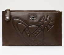 Chester Man Pouch Brown
