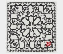 Knot Ivory Handkerchief