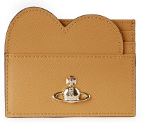 Pimlico Heart Card Holder 51120006 Orange