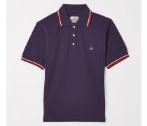 New Polo Short Sleeve Purple