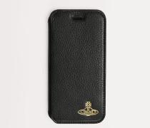 Iphone 8/7 Wallet Case Black