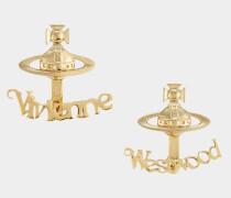 Toni Earrings Gold