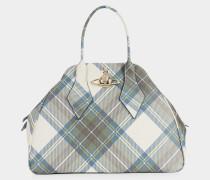 Large Yasmine Derby Bag Stewart