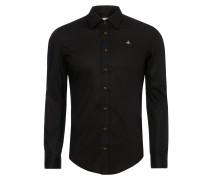 Classic Stretch Shirt Black