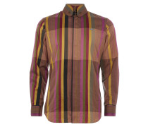Firm Krall Shirt Brown