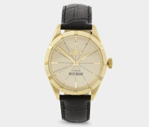 Conduit Watch Gold/Black
