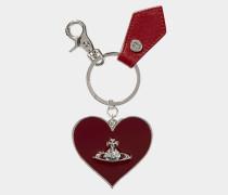 Mirror Heart Gadget Burgundy