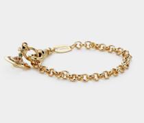 Gold New Petite Orb Bracelet