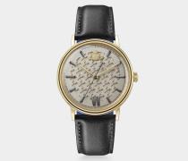 Turnmill Watch Gold/Black