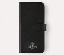 IPHONE 8/7 Flap Case Black