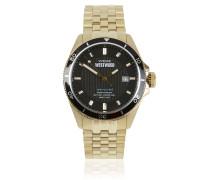 Gold Spitalfields Watch