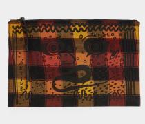 Masai Shuka Pouch Orange