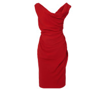 Amber Corset Dress Red