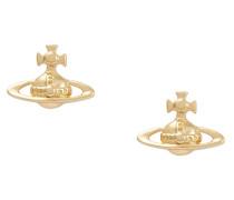 Gold Lorelei Stud Earrings