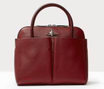 Florence Small Handbag Red