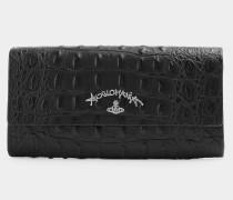 Anglomania Long Wallet Black