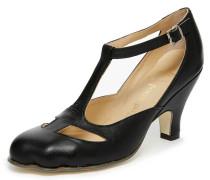 T-Bar Shoes Black