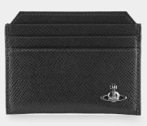 Kent Slim Card Holder Black